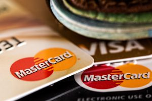 Karty kredytowe - master card i visa